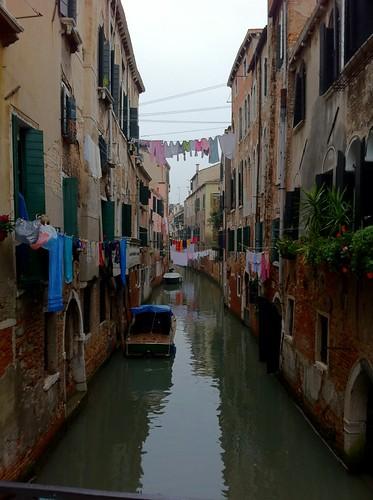 Venice Laundry by Benjamin 11/5/10