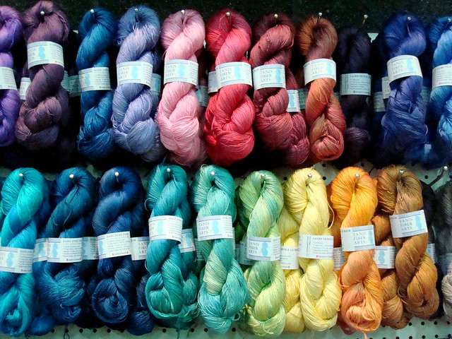 tanis yarn