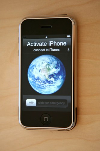 Activate iPhone