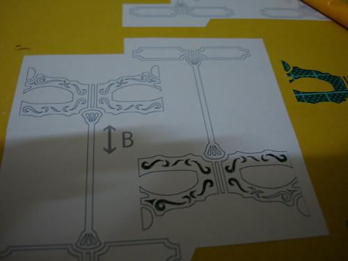 13层纸雕步骤设计图