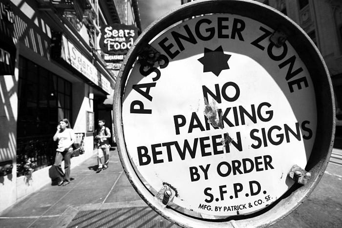 Passenger Zone