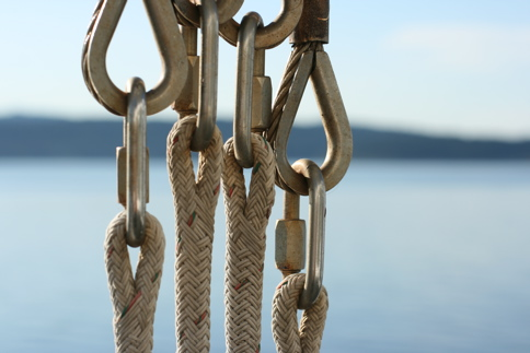 Ropes on BC Ferries