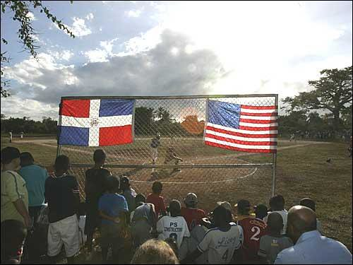 A Dominican Academy Game