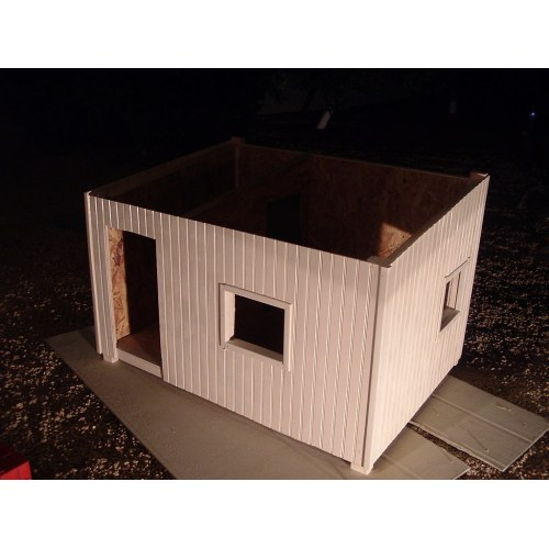 Medium Crop Of Air Conditioned Dog House