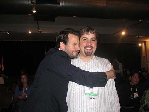 Rand and Fishkin unite in harmony - SMX Seattle 2007