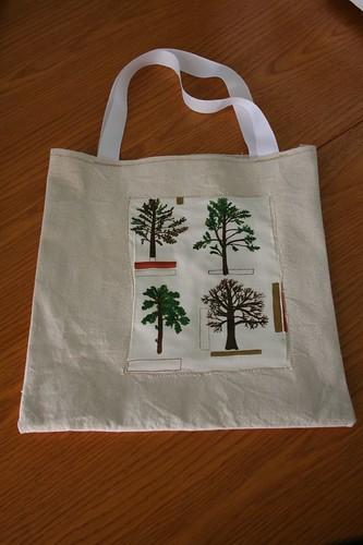 Earthy market bags