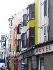 Scenes of Brighton UK