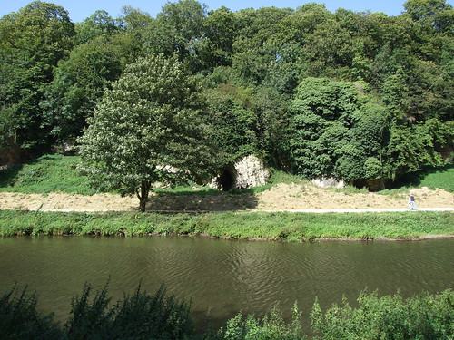 Creswell Crags Gorge 2