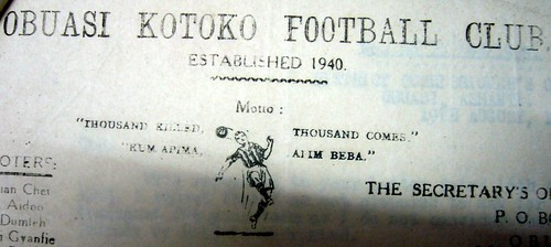 Obuasi Kotoko Football Club