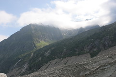 """Mer De Glace • <a style=""""font-size:0.8em;"""" href=""""http://www.flickr.com/photos/77968807@N00/1330905040/"""" target=""""_blank"""">View on Flickr</a>"""