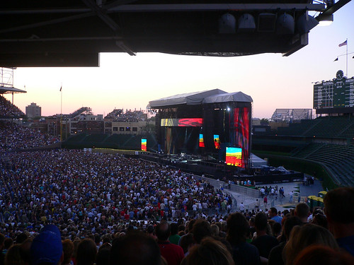 The Police @ Wrigley Field
