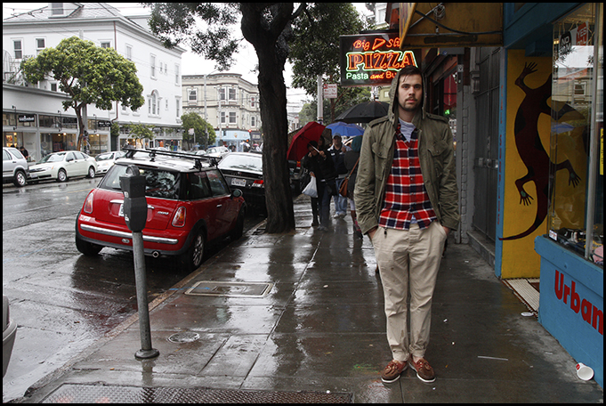 WDYWT A Rainy Day on Haight Street