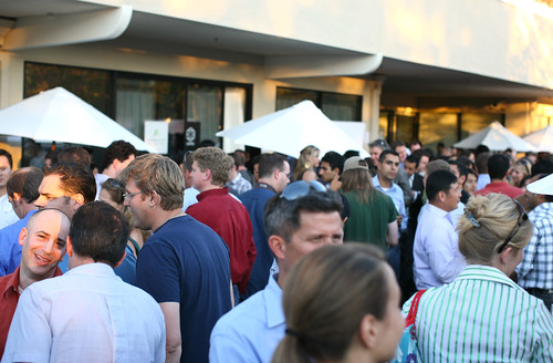 TechCrunch Party at August Capital