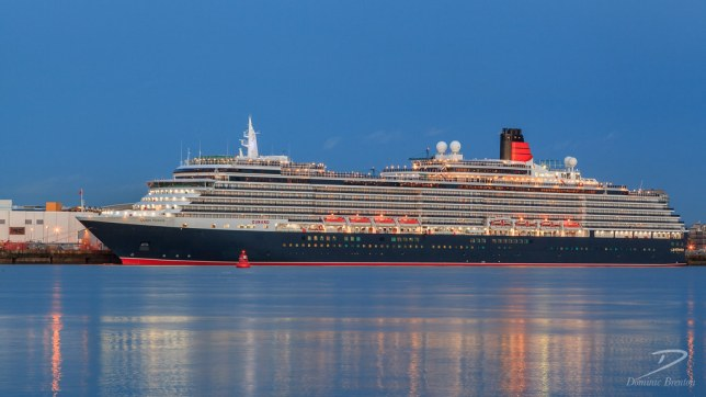 RMS Queen Victoria