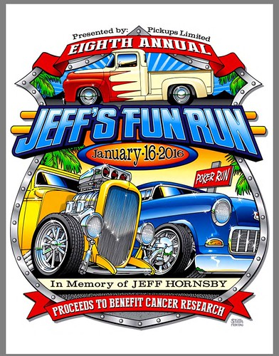 "BUENA PARK CA USA - ""8th Annual Jeffs Fun Poker Run""  Saturday  - January 16   -  8:30am - over 200 Classics - All Classics, Hot Rods, Kustoms  Welcome  - credit: www.SoCalCarCulture.com • <a style=""font-size:0.8em;"" href=""http://www.flickr.com/photos/134158884@N03/24030599369/"" target=""_blank"">View on Flickr</a>"