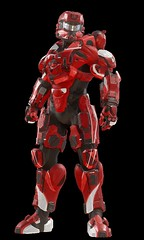 "Halo-5-Guardians-Enforcer-Strongarm-Red-Front • <a style=""font-size:0.8em;"" href=""http://www.flickr.com/photos/118297526@N06/24211861479/"" target=""_blank"">View on Flickr</a>"