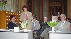 Lansare monografia Bibliotecii GRMelidon - Roman