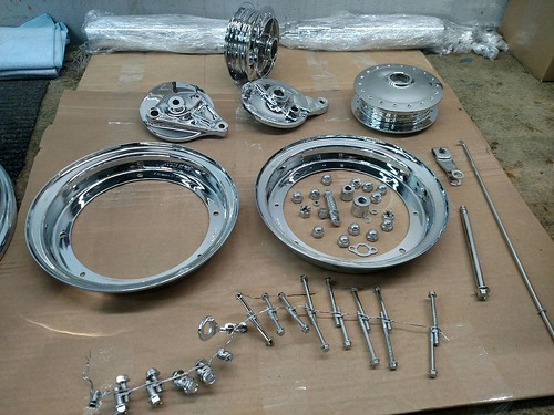"""LM Chrome Plating is going *global* thanks to Facebook YouTube and the Internet. We got our first job from the *country of Cyprus* • <a style=""""font-size:0.8em;"""" href=""""http://www.flickr.com/photos/134158884@N03/24012198263/"""" target=""""_blank"""">View on Flickr</a>"""