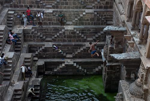 well of chand baori