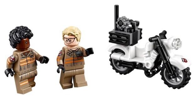 LEGO Ghostbusters 3 Ecto-1&2