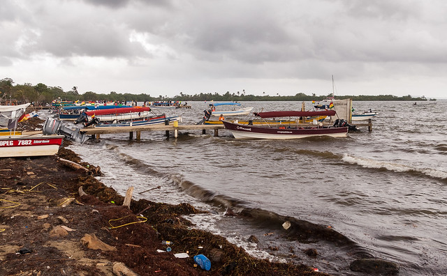 Puerto Carti - Departing to Isla Pelicano