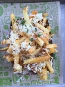Garlic Fries at Super Duper Burger | SF