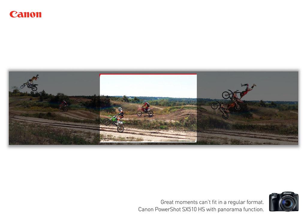 Canon PowerShot SX510 HS - Panoramic 3
