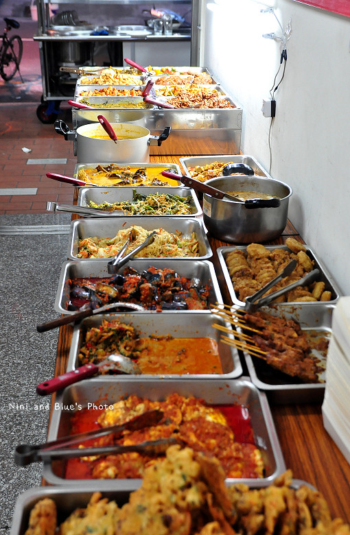 火車站前第一廣場印尼小吃29