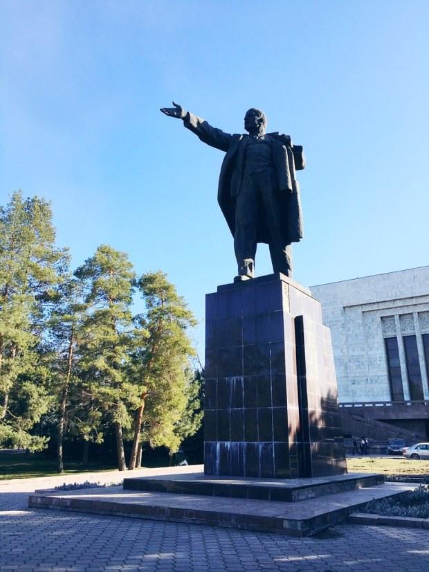 Travel: Visiting Bishkek | No Apathy Allowed