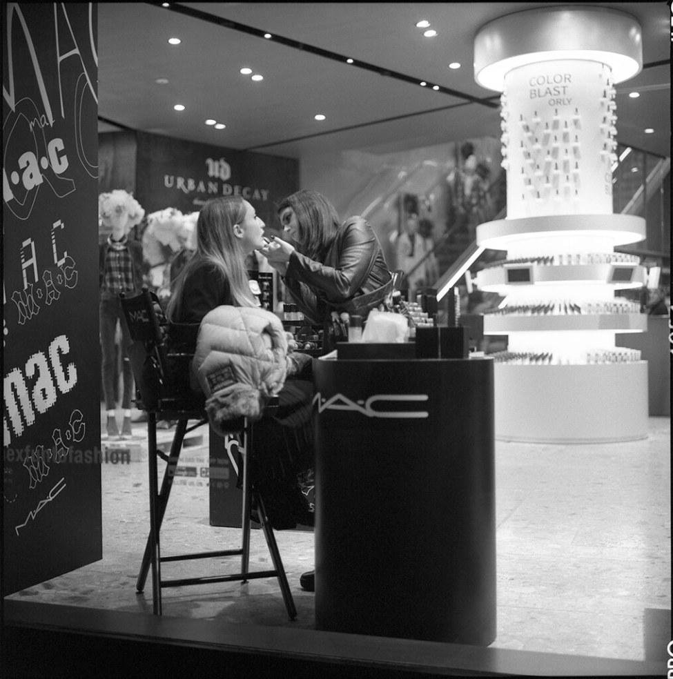 Storefront Treatment