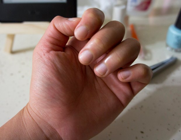After Image for At Home Manicure