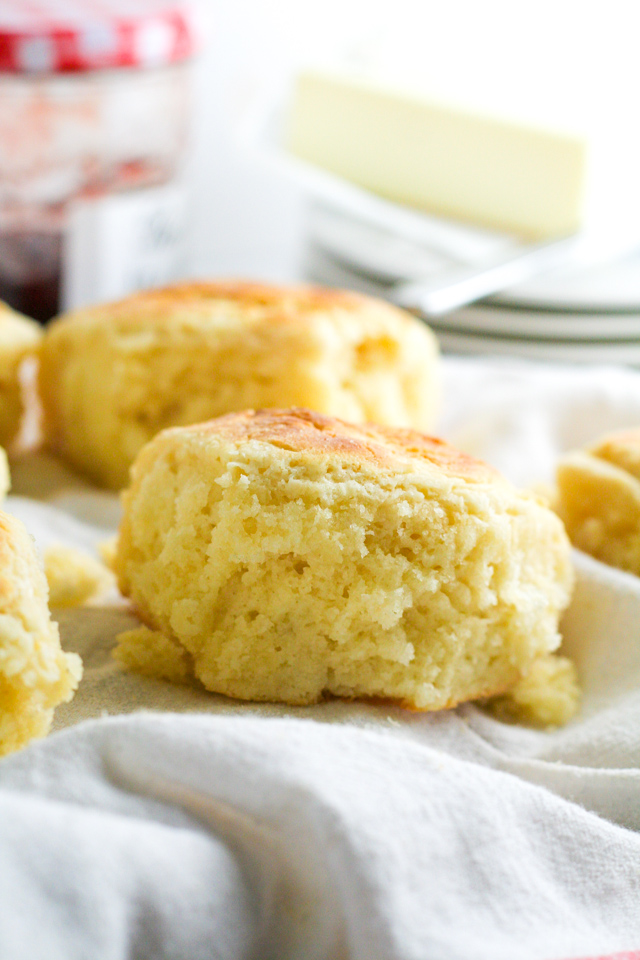 Southern Buttermilk Biscuits | in this kitchen
