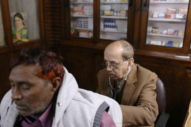City Landmark -- Hem Raj Jain Clinic, Paharganj