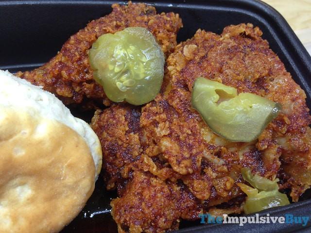 KFC Nashville Hot Chicken 2