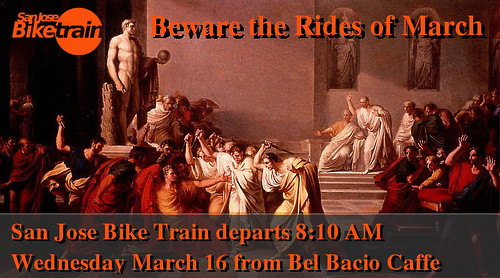 Beware the Rides of March