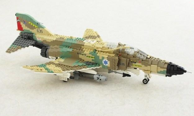 F-4E Kurnass 2000