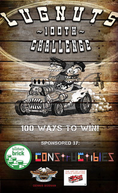 LUGNuts 100th Challenge…100 Ways To Win