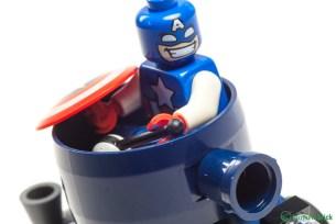 76065 Mighty Micros: Captain America vs. Red Skull