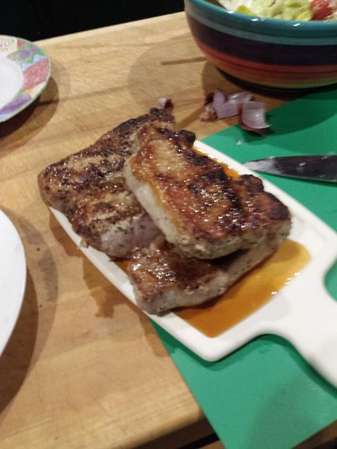 Cooking Pork Chops With The Anova Sous-Vide Cooker-Version 2