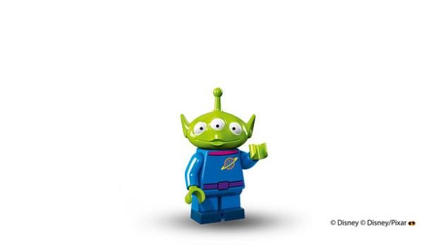 Lego Disney Minifigures Toy Story Alien