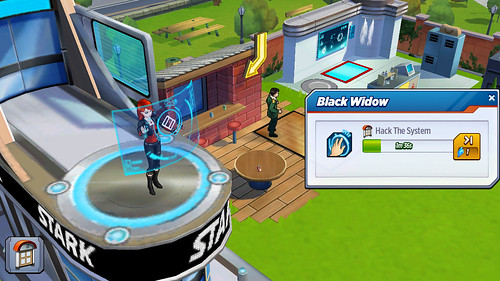 Android Avengers Academy