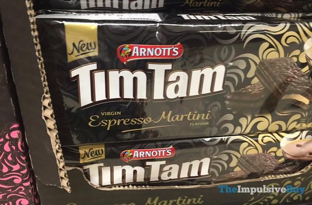 Arnott's Espresso Martini Tim Tam