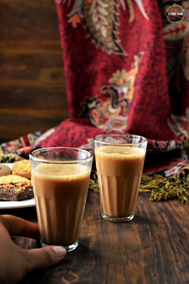 Quintessentially Hyderabadi 'Dum ki Chai'
