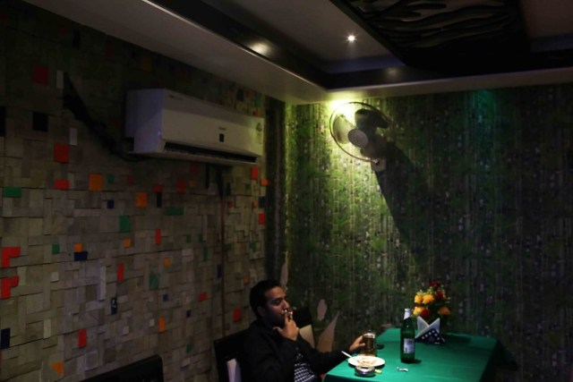 City Hangout - Green Chilli & Other Bars, Paharganj