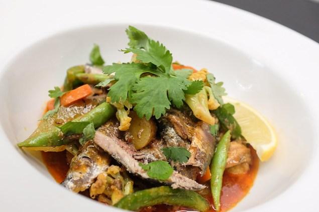 Sardine Vegetable Curry B