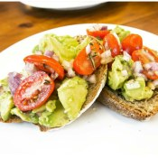 Avacado on Toast