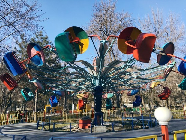 Travel : Visiting Bishkek | No Apathy Allowed