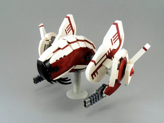 Light Armored Squid Attack Fighter