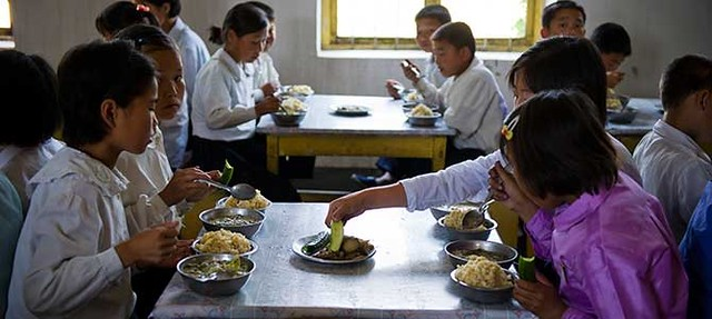 Meals for school children