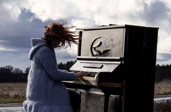 The Stray Piano